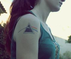 prism tattoo - Google Search