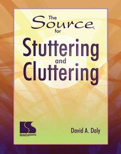 David Daly is a speech-language pathologist and a former stutterer. An excellent resource for working with teens and adults who stutter.