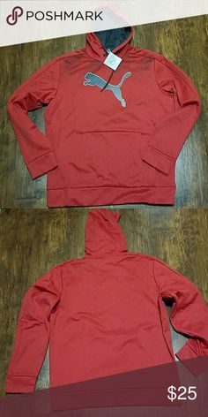 760e0f6d6dd5 Puma Men s Hoodie Puma men poly fleece big cat hoodie