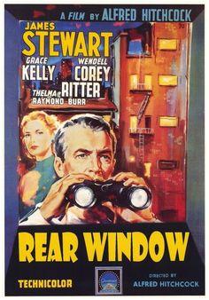 Rear Window.