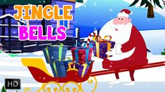 #JingleBells Jingle Bells Jingle All The Way - Popular #Christmas #Carols for Kids