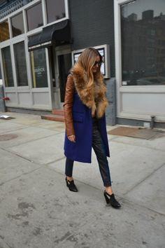 Olivia Palermo NYFW Street Style Day 4