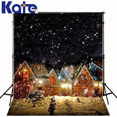 Find More Background Information about photography backdrop photo christmas New Year hakodate house  5x7ft(1.5x2.2m) Backgrounds ZJ,High Quality christmas spotlight,China christmas garfield Suppliers, Cheap christmas present gift tags from Marry wang on Aliexpress.com