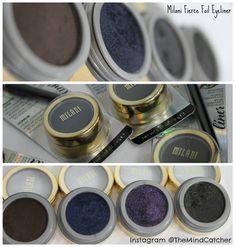 @milanicosmetics Foil Gel Liners NEW!!! #makeup #milani #eyeliner #beauty #Cosmetics