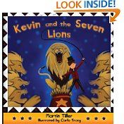 Free Kindle Books - Children's Fiction - CHILDREN FICTION - FREE -  Kevin and the Seven Lions