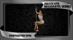 Watch A Full Pole Tutorial Get Your Free Instant Access Now! Pole Dance Moves, Pole Dancing, Firefighter, Spinning, Climbing, Blog, Sport, Hand Spinning, Deporte