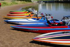 Thunder on the beach. Fast Boats, Speed Boats, Power Boats, Yacht Boat, Pontoon Boat, Drag Boat Racing, Boat Wallpaper, Family Boats, Flat Bottom Boats