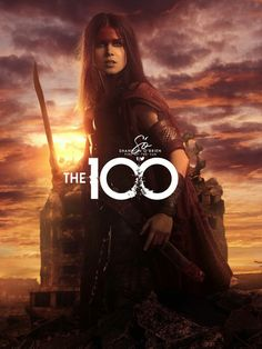 The 100 Tv Series, The 100 Serie, The 100 Cast, The 100 Show, Bellarke, Orphan Black, Grey's Anatomy, The 100 Poster, The 100 Characters