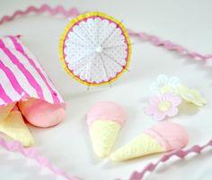 Summer party supplies, via Flickr.