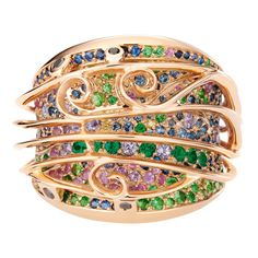 Rings Collection 2015 by Wempe Cosmora