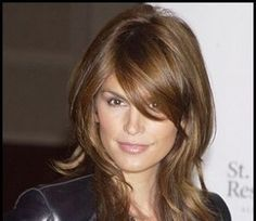Cindy Crawford  Love her hair!