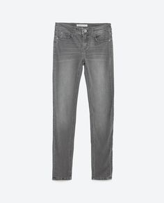 Image 8 of MID-RISE JEANS from Zara