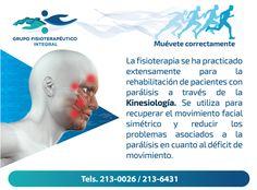 La #Kinesiología como uno de nuestros #servicios en #Fisioterapia. #MuéveteCorrectamente con #GrupoFI.