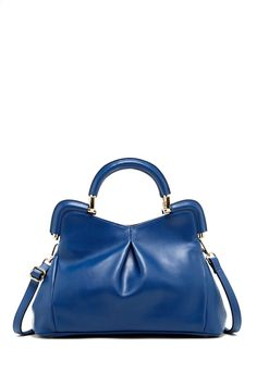 Florrie Framed Handbag by Segolene En Cuir on @HauteLook
