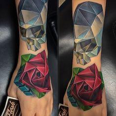 Tattoo by Chauncey Kochel