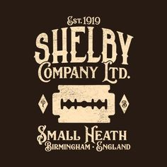 Shelby Company Limited T-Shirt from Five Finger Tees Peaky Blinders Theme, Peaky Blinders Series, Peaky Blinders Quotes, Cillian Murphy Peaky Blinders, Paddy's Irish Pub, Peaky Blinders Wallpaper, Day Of The Shirt, Five Fingers, Movie Poster Art