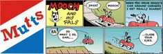 MUTTS by Patrick McDonnell | November 10, 2013