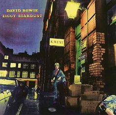 """David Bowie - """"The Rise and Fall of Ziggy Stardust and the Spiders From Mars"""""""