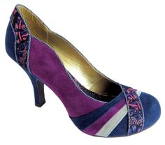Ruby Shoo Heather Court Shoes
