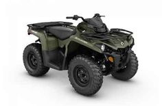 New 2017 Can-Am Outlander 450 ATVs For Sale in North Carolina. 2017 CAN-AM , Honda, Sea-Doo & Can-Am of Winston-Salem In Stock 2017 Can-Am Outlander 450 New Green Excellent Clean 5AHE Engine Type 38 HP, Rotax Displacement 427 cc Cylinders Single Cylinder Engine Cooling Liquid Cooled Fuel System Electronic Fuel Injection (EFI) Front Travel 9 in. (22.9 cm) Front Suspension Double A-Arm Front Brake Type Dual 214 mm ventilated dISC brakes with hydraulic twin-piston calipers Front Tires Carlisle…