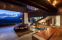 Algarrobos House by Jose Maria Saez and Daniel Moreno Flores | HomeDSGN, a daily source for inspiration and fresh ideas on interior design and home decoration.