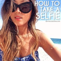 Selfies: we all do it. But we don't all do it right. Check out our tips for taking the perfect selfie. #howto #selfie