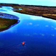 Kayaks make you smile.
