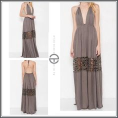 """This might just be our favorite maxi yet  The way this is haltered is absolutely STUNNING! It's falls on the body so beautifully and the crochet inset adds an extra boho feel to the dress. This is perfect for any Summer party or a dinner on your island vacation! SEARCH Piper Maxi Dress  USE PROMOCODE """"FREESHIP""""  SHOP: http://ift.tt/1rNgIir  #halterdress #maxidress #laceup #shoponline #style #fashion #shop #newarrivals #new #nightout #ADboutique #adfashion #adgirlgang #adgirllove #ADstylist…"""