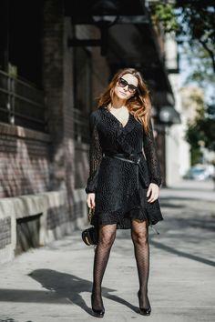 Los Angeles Fashion Blogger Julia Comil