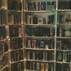 Imagem de book, beautiful, and lights