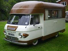 Fabulous / Rare Commer Camper SOLD (1972)