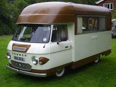 Ultimate Brown Machine! Fabulous / Rare Commer Camper