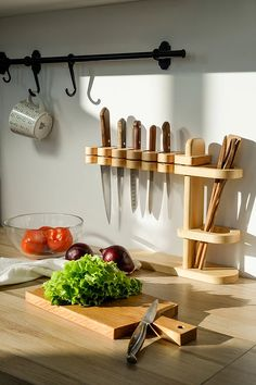 Подставка для ножей | Купить подставку для ножей в Новосибирске