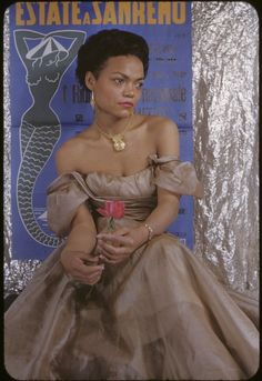 (8) Tumblr Eartha Kitt, Black Is Beautiful, Old Hollywood, Time Travel, Her Hair, Indie, African, Glamour, Actresses