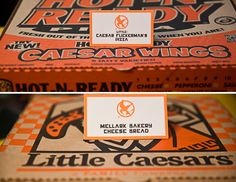 (Little) Caesar Flickerman's Pizza Hunger Games Party Food