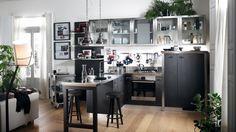 Diesel Social Kitchen | Offizielle Scavolini Website