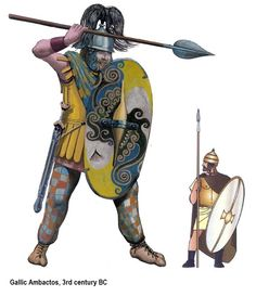 -0299 : -0200 Galo галл Ancient Rome, Ancient History, Gaul Warrior, Celtic Druids, Punic Wars, Military Costumes, Germanic Tribes, Celtic Warriors, Celtic Culture
