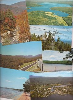 New Hampshire Postcards