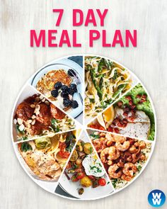 Find recipe inspiration with our 7 day meal plan based around the Weight Watchers Flex programme. Full of fast, filling, homemade meals the whole family will look forward to. Click here for the full plan!
