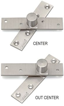 Ball Pivot Hinges