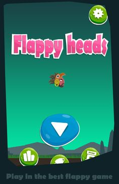 flappy heads android game