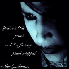 Marilyn Manson Pistol Whipped