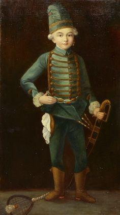 Friedrich August von Kaulbach ...