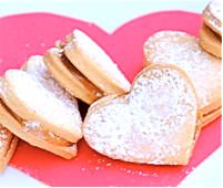 Follow our recipe for a delicious treat to share with your love one this Valentine's day.