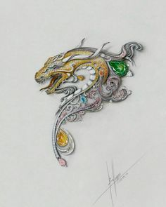 ICHIEN DRAGON  https://www.facebook.com/ichien.jewellery/