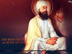 Guru Teg Bahadur Sahib Ji Wallpaper #1