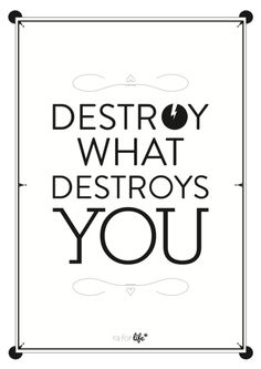 I've destroyed someone after they destroyed me. That might sound terrible but i dont care. Cuz i HATE that person!