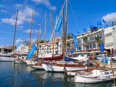 Puerto de Mahon (Menorca)
