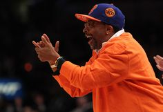 I dream of going to a Knicks game courtside just like Spike