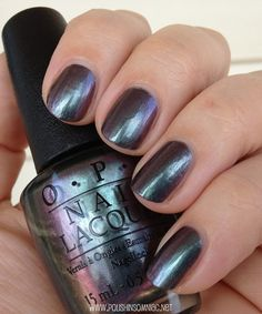 My new favorite nail color...Peace and love and opi